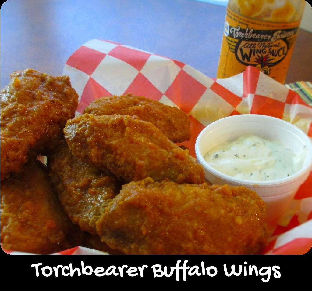 Torchbearer Buffalo Wings