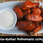 Fire-Eater Habanero Wings
