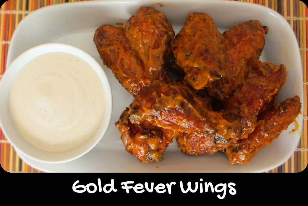 Gold Fever Wings