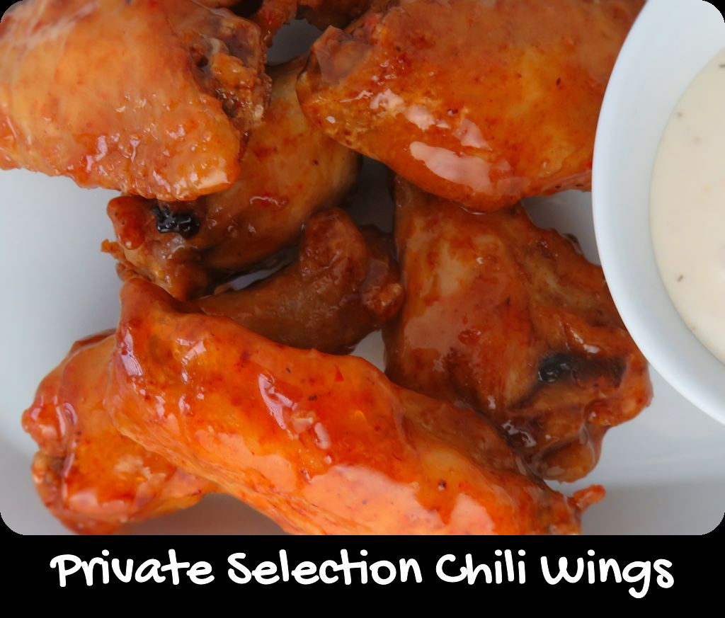 Private Selection Chili Wings