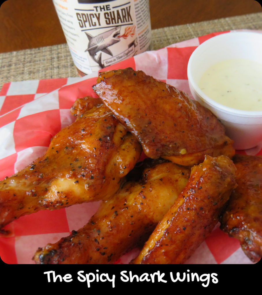 The Spicy Shark Wings