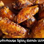 SouthHouse Spicy Ranch Wings
